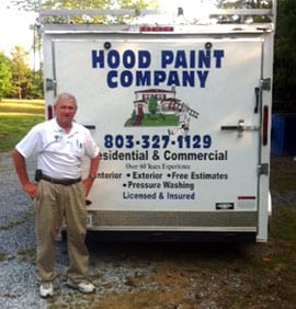 Painting Services Hood Paint Rock Hill Sc